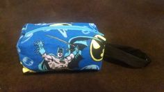 Batman Pacifier Pouch $7