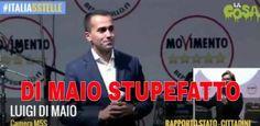 Diretta Informazioni: APPLAUSI A SCENA APERTA. DI MAIO SALE SUL PALCO E ...