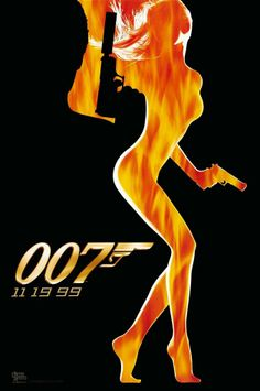 007 James Bond - also LOVE James Bond movies! Sean Connery is the best though. Soirée James Bond, James Bond Girls, James Bond Party, James Bond Theme, James Bond Movie Posters, James Bond Movies, Original Movie Posters, William Boyd, Assassin
