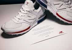 After introducing new hit models like the 247 and 1978 already this year, New Balance is set to drop another impressive new sneaker, the 574 Sport. Just like the 247 and 1978, this latest model features a modern shape and … Continue reading →