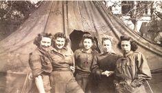 nurse of the 51st field hospital