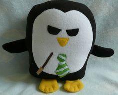 Slytherin Penguin