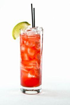 Cape Cod cocktail, cocktail con vodka e succo di mirtillo rosso americano