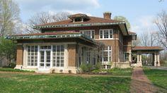 1. The Allison Mansion