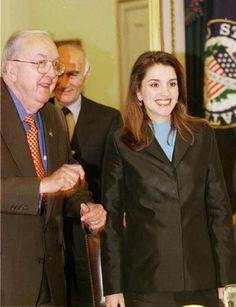 (1) - Rania de Jordania, la reina con más estilo de Medio Oriente - Terra México