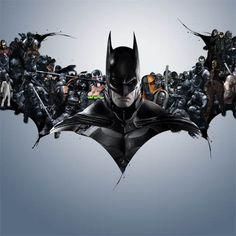 Batman Arkham Origins, Batman Arkham Knight Wallpaper, Batman Arkham Series, Batman Arkham City, Batman Wallpaper, Nightwing, Batgirl, Batman Logo, Batman Art