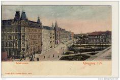 Königsberg I./Pr. Kaiserstrasse - Ostpreussen