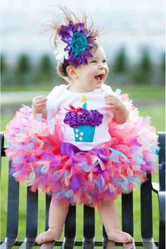 e972c62f6930c birthday tutu with  1 cupcake top for 1st birthday 1st Birthday Outfit Girl