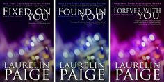 The Fixed Trilogy by Laurelin Paige is perfect for fans of #FiftyShades