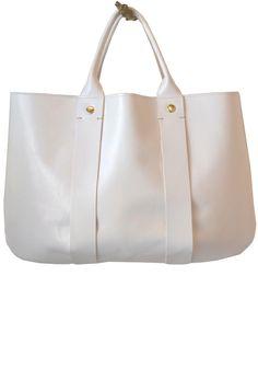 Clare Vivier La Tropezienne bag - White