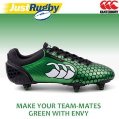 Take advantage of the support & stability of the Canterbury Control Elite 6 Stud Rugby Boot in 2014. Just #Rugby