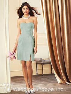 Bridesmaid Dresses Alfred Angelo  7269S Bridesmaid Dress Image 1