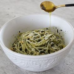 Breakfast at Bae ( Date Dinner, Pesto, Basil, Spaghetti, Salt, Breakfast, Videos, Ethnic Recipes, Instagram