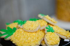 pineapple-cookies