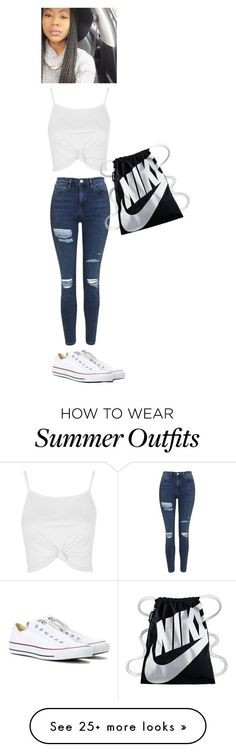 Summer Outfits : inspired outfit for school in june by bandssaveme1 on Polyvore featuring Topsh