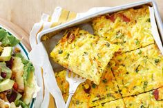 Simple, satisfying and sensational - here are our top 17 savoury slices.