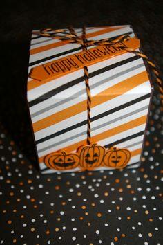 Stempelregenbogen: Blog Hop Halloween