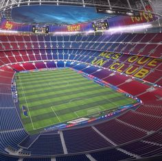 renovations in the future #fcbarcelona #campnou #barcelona #football