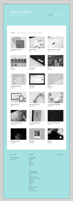 Chris Magiera — Designspiration