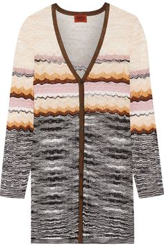 MissoniCrochet-knit cardigan