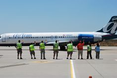 Just another day at the Branson Airport! Don't miss out on the Branson Wave :)