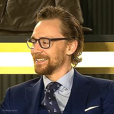 Tom Hiddleston. #InfinityWar South Korea.