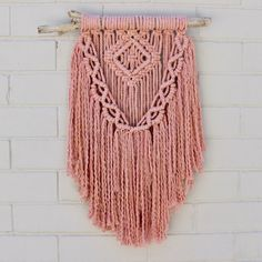 EdenEve Macrame is a homeware and craft store. We sell Macrame Wall Hangings, Plant hangers, and make custom pieces. We sell Macrame Rope and offer. Rope Basket, Basket Weaving, Peach Walls, How To Make Diy, Woven Wall Hanging, Plant Hanger, Craft Stores, Crafty, Lush