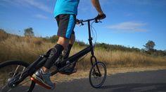 やっぱりお外で運動すると気持ちいいよね。 『The Bionic Runner』は、ランニングするようにペダル […]
