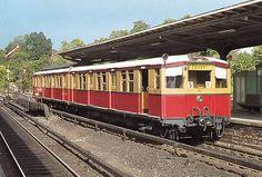 Bahn Berlin, S Bahn, Commercial Vehicle, Public Transport, Transportation, Germany, Train, Architecture, Vehicles