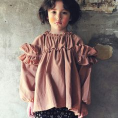 Dimple Moment Dorothy Blouse (2C)