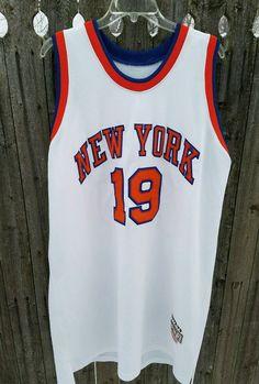 Mitchell & Ness 1972-73 New York Knicks Jersey Willis Reed 19 2Xl Basketball  #NewYorkKnicks