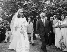 June 15,    1978: KING HUSSEIN MARRIES LISA HALABY  -    King Hussein of Jordan marries 26 year old American Lisa Halaby, who takes the name Queen Noor, becoming his fourth wife and Queen of Jordan.