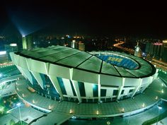 Estadio de Shanghai