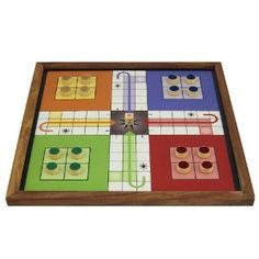 Ludo Board Games Set for Kids with Magnetic Board and Pieces: Amazon.co.uk: Toys & Games