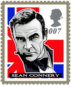 pieffrart: Un francobollo per James Bond