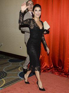 Splendid paragon of beauty Eva Longoria