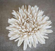 Porcelain flower by Vladimir Kanevsky