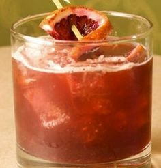The Jonathan Chapman Cocktail | Cocktails and Appetizers | Pinterest