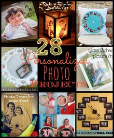 Personalized Photo Projects