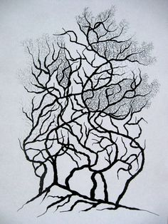 "Charcoal drawing, ink.Mixed technique ""Roots"".  https://www.facebook.com/pages/Mircea-Jichici-painting/284399895040599 https://www.facebook.com/jichici.mircea http://www.youtube.com/user/MrJichici"