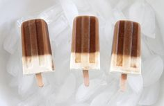 coffee ice pops