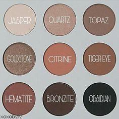 The Bronze Palette