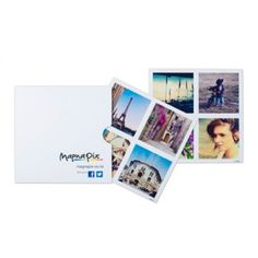 $10 for Eight Extra-Large Personalised Photo Magnets incl. Nationwide Delivery (value $24.95) @ MagnaPix - Bargain Bro
