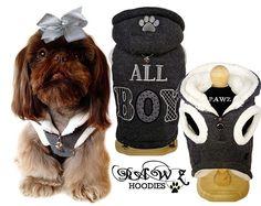 ALL BOY DOG HOODIE PHOTO
