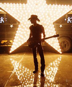 Kenny Chesney a true star