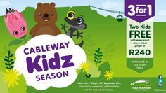 Cableway Kidz Season – Table Mountain Aerial Cableway | Official Website