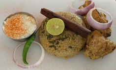 How To Make Chicken Biryani - Easy Chicken Biryani Recipe - Brown Rice B...
