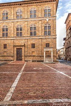 Pienza by Francesco Stingi on 500px