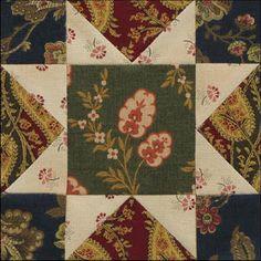 Civil War Quilts: Stars in a Time Warp Cretonne Old Quilts, Antique Quilts, Star Quilts, Vintage Quilts, Quilt Blocks, Star Blocks, Quilting Tutorials, Quilting Designs, Quilting Ideas