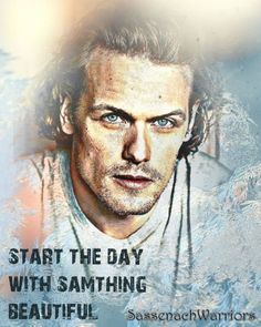 Start the day with Samthing beautiful
